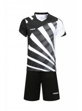 купить Футбольная форма Europaw 023 черно-белый