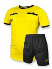 купить Судейская форма Europaw желто-черная