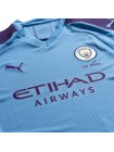 купить Футбольная форма с длинным рукавом Манчестер Сити домашняя 2019-2020
