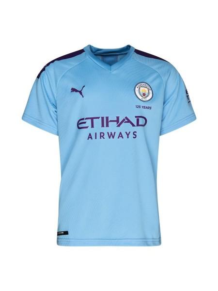Детская футбольная форма Манчестер Сити домашняя 2019-2020