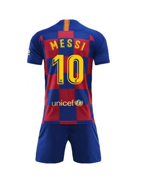 Футбольная форма Барселона MESSI 10 домашняя 2019-2020