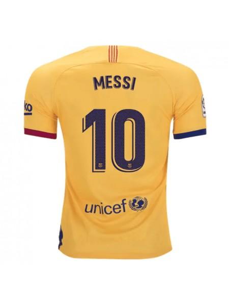Футбольная форма Барселона MESSI 10 выездная 2019-2020