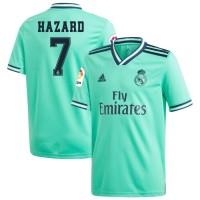 Футбольная форма Реал Мадрид Hazard 7  резервная 2019-2020