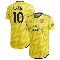Футбольная форма Арсенал OZIL 10 выездная 2019-2020