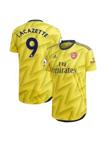 купить Футбольная форма Арсенал LACAZETTE 9 выездная 2019-2020
