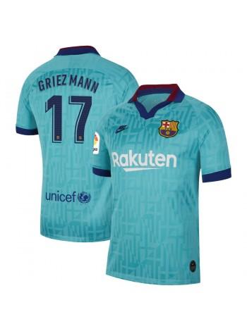 купить Детская футбольная форма  Барселона GRIEZMANN 17   резервная 2019-2020
