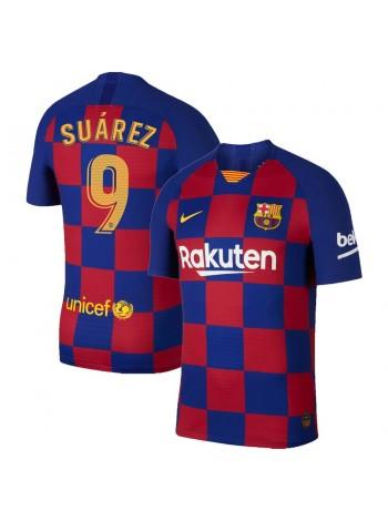 купить Детская футбольная форма  Барселона SUAREZ 9   домашняя 2019-2020
