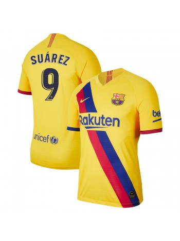 купить Детская футбольная форма  Барселона SUAREZ 9   выездная 2019-2020