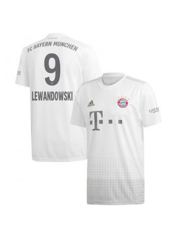 купить Детская футбольная форма Бавария LEWANDOWSKI 9 выездная 2019-2020