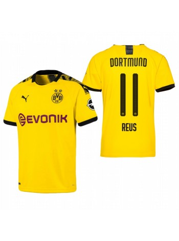 купить Детская футбольная форма Боруссия Дортмунд REUS 11 домашняя 2019-2020