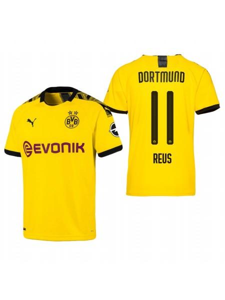 Детская футбольная форма Боруссия Дортмунд REUS 11 домашняя 2019-2020