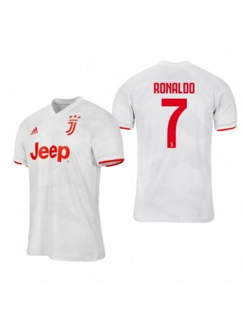 купить Детская футбольная форма Ювентус RONALDO 7 выездная 2019-2020