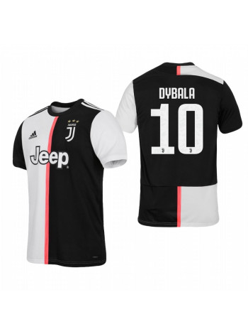 купить Детская футбольная форма Ювентус DYBALA 10 домашняя 2019-2020