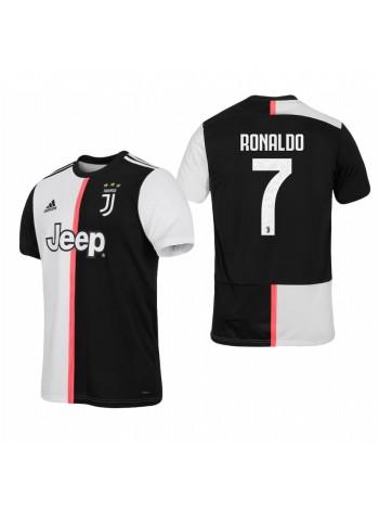 купить Футбольная форма Ювентус RONALDO 7 домашняя 2019-2020