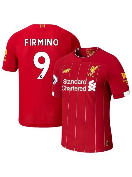 Детская футбольная форма Ливерпуль FIRMINO 9 домашняя 2019-2020