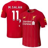 Футбольная форма Ливерпуль M. SALAH 11 домашняя 2019-2020