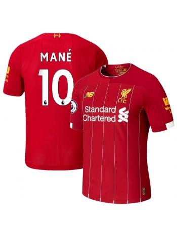 купить Детская футбольная форма Ливерпуль MANE 10 домашняя 2019-2020