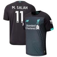 Футбольная форма Ливерпуль M. SALAH 11 резервная 2019-2020