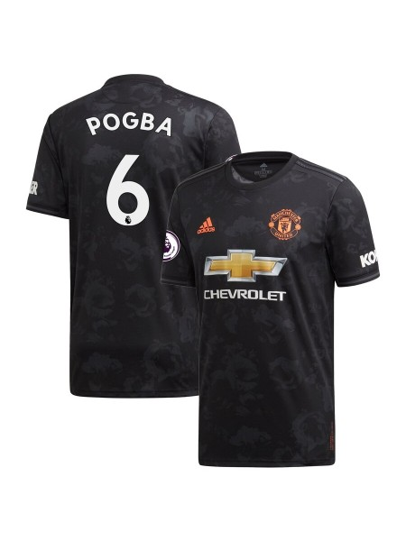 Футбольная форма Манчестер Юнайтед POGBA 6 резервная 2019-2020