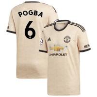 Футбольная форма Манчестер Юнайтед POGBA 6 выездная 2019-2020