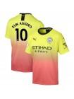 купить Футбольная форма Манчестер Сити KUN AGÜERO 10 резервная 2019-2020