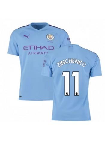 купить Детская футбольная форма Манчестер Сити ZINCHENKO 11 домашняя 2019-2020