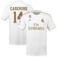 Футбольная форма Реал Мадрид CASEMIRO 14  домашняя 2019-2020