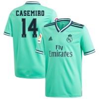 Футбольная форма Реал Мадрид CASEMIRO 14  резервная 2019-2020
