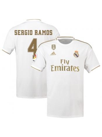 купить Футбольная форма Реал Мадрид SERGIO RAMOS 4  домашняя 2019-2020