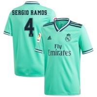 Футбольная форма Реал Мадрид SERGIO RAMOS 4 резервная 2019-2020