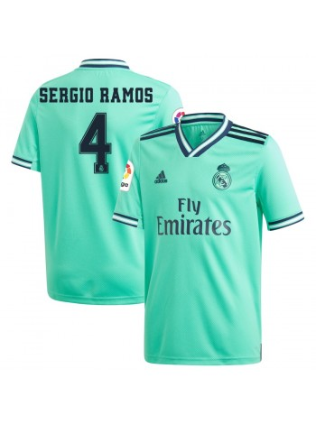 купить Футбольная форма Реал Мадрид SERGIO RAMOS 4 резервная 2019-2020