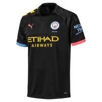 Футбольная форма Манчестер Сити выездная 2019-2020