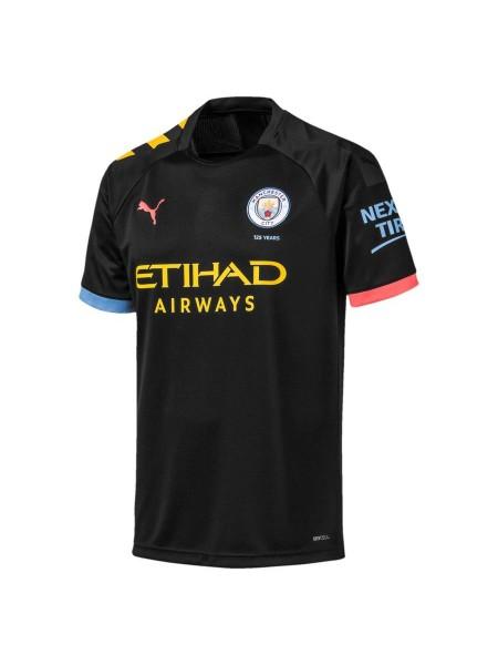 Детская футбольная форма Манчестер Сити выездная 2019-2020