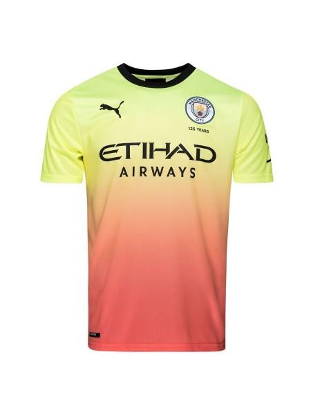 Детская футбольная форма Манчестер Сити резервная 2019-2020