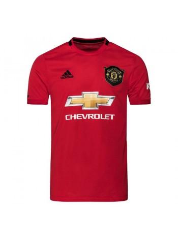 купить Детская футбольная форма Манчестер Юнайтед домашняя 2019-2020 фанатская версия