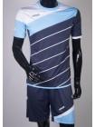 купить Футбольная форма Europaw 1008 т.синяя-голубая
