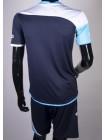 купить Детская футбольная форма Europaw 1008 т.синяя-голубая
