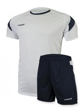 купить Детская футбольная форма Europaw 1010 белая