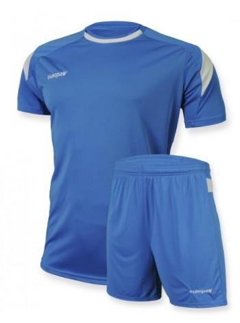 купить Детская футбольная форма Europaw 1010 голубая