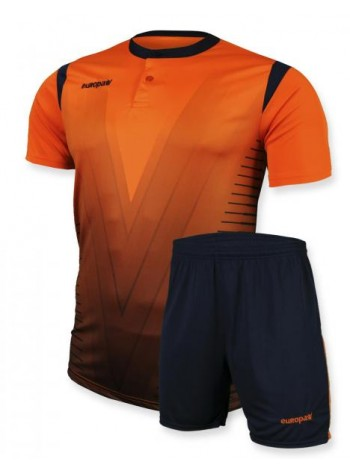 купить Детская футбольная форма Europaw 1011 оранжевая