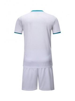 Детская футбольная форма Europaw 1015 белая