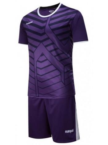 купить Детская футбольная форма Europaw 1015 фиолетовая