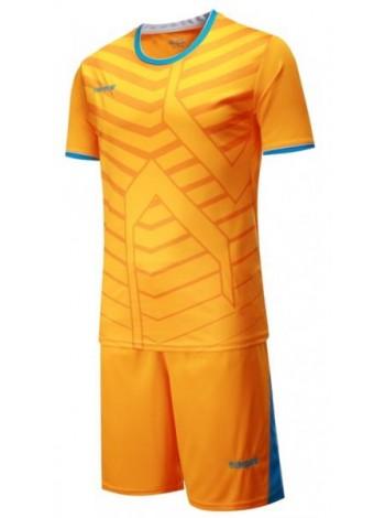 купить Детская футбольная форма Europaw 1015 оранжевая
