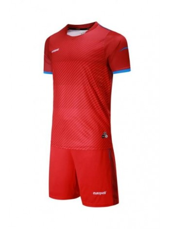 купить Футбольная форма Europaw 1017 красная