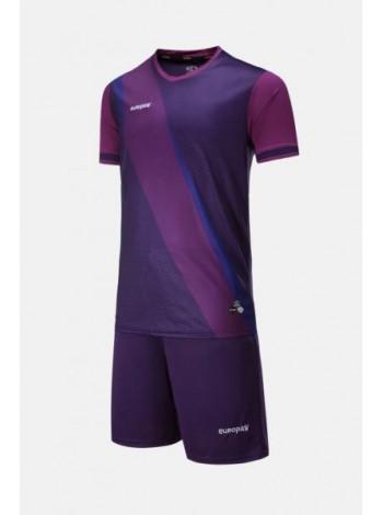 купить Футбольная форма Europaw 1018 фиолетовая