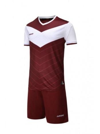купить Футбольная форма Europaw 1019 бордово-розовая