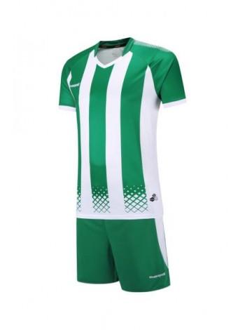 купить Футбольная форма Europaw 1020 бело-зеленая