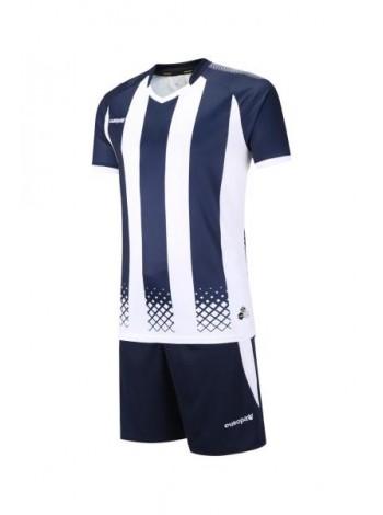 купить Футбольная форма Europaw 1020 сине-белая