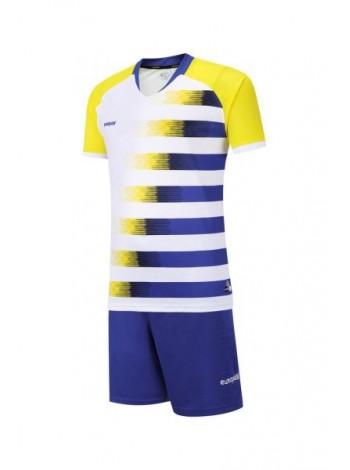 купить Футбольная форма Europaw 1021 сине-желтая