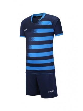 купить Футбольная форма Europaw 1021 темно-синяя